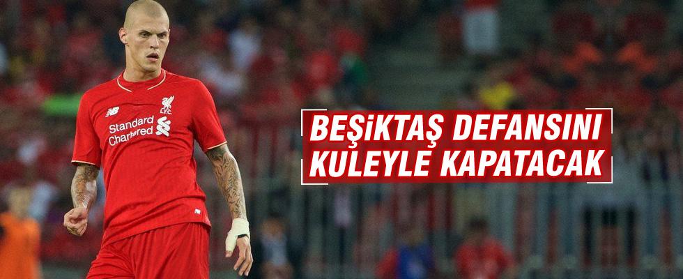 Beşiktaş defans sorununu çözdü