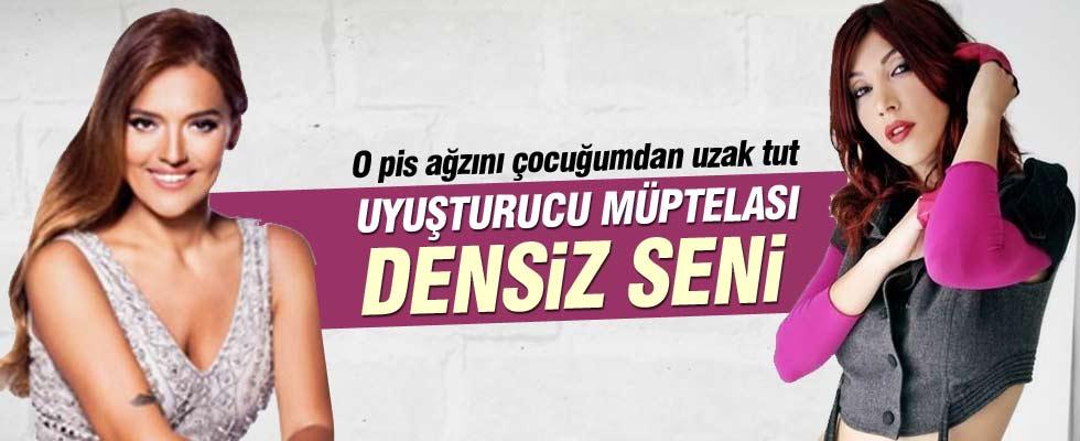 Demet Akalın'dan Hande Yener'e: O pis ağzını...