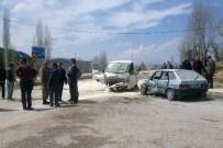 MEHMET TIRYAKI - Gümüşhane'de Zincirleme Trafik Kazası Açıklaması 2 Ölü, 6 Yaralı