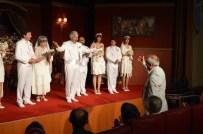 KAHRAMAN SİVRİ - Markopaşa Müzikali Tavşanlı'da Sahnelendi