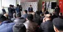 MISIR TOHUMU - Müdür Ender Muhammed Gümüş Açıklaması Üreticinin Yanındayız
