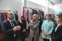 KURU BAKLİYAT - Niksar'da Giyim Market İle Bin Aileye Ulaşıldı