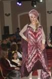 MANKENLER - Osmanlı Motifli Kıyafetler İzleyenleri Büyüledi