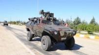 Soma'da askeri aracın geçişi sırasında patlama