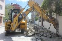 Taşköprü Belediyesi Fen İşleri'nden Yoğun Mesai