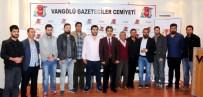 FATIH SEVINÇ - Vgc'den '2015 Yılı Gazetecilik Ödülleri' Yarışması