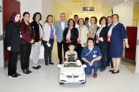 Yardımseverlerden Mudanya Devlet Hastanesi'ne Bağış