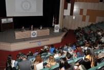 EMIN ÖZTÜRK - ADÜ'de Anadolu Kültürlerinin Renleri 'Romanlar' Paneli Düzenlendi
