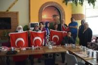 ŞEHİT AİLELERİ - Aliağa'da Şehit Ailelerine Özel Yemek