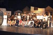 MEHMET TOSUN - 'Ateş-İ Aşkın Yolcuları' Adana'da Sahnelendi
