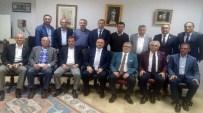 İSMAIL TUNÇBILEK - Bandırma Onyedi Eylül Üniversitesi'nde Ziraat Fakültesi Değerlendirme Toplantısı Yapıldı