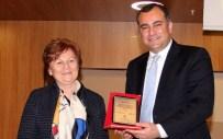 TEZCAN KARAKUŞ CANDAN - Başkan Taşdelen, Atılım Üniversitesi'nde Mimar Adaylarla Buluştu