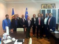 SINAN ÖZKAN - Başkan Uysal'dan Gagavuzlara Davet