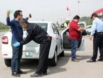 Bolu Polisi Kente Girişlerde Önlemlerini Arttırdı