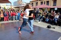 SALSA - Bulvar AVM'den Dans Gösterisi