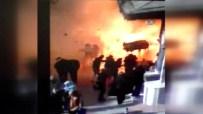 Bursa'daki Canlı Bomba Kendini Böyle Patlattı !