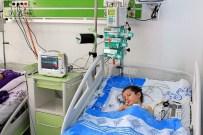 'Çocukların Kalbi Karabağ'da Atıyor' Kampanyası Cephede Doğuştan Kalp-Damar Hastası Çocuklara Umut Oluyor