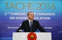 TÜRK BİRLİĞİ - Cumhurbaşkanı Erdoğan Açıklaması 'Öz Güvenini Yitiren Bir Milletin Tekrar Tarih Yazması Mümkün Değildir'
