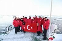 ANTARKTIKA - ERÜ'lü Bilim İnsanı Antarktika'daki Likenlerin İlaç Özelliğini Araştıracak