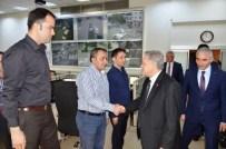 DEDE MUSA BAŞTÜRK - Erzincan'da 1 Mayıs Öncesi Güvenlik Toplantısı Yapıldı