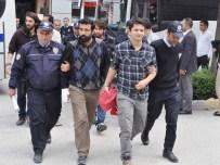 Eskişehir'de 1 Mayıs Gerginliğinin Şüphelileri Adliyeye Çıkartıldı