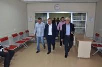 KALP DAMARI - Genel Sekreter Erenoğlu, Kalp Krizi Geçirdi