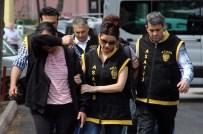 MEFTUN - İki Çocuk Annesi 10 Bin Liraya Bar Kundaklattı