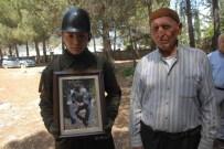 ŞEHİT AİLELERİ - Kore Gazisi Askeri Törenle Toprağa Verildi