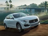Maserati Levante Türkiye'de satışa sunuldu