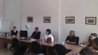 ESRA ŞAHIN - MEÜ'de 'Kültürün Yüzü Olarak Mekan' Konulu Söyleşi Düzenlendi
