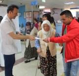 HASTA HAKLARI - Sağlıkçıya Şiddete 'Hayır' Dediler