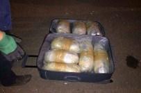 Şanlıurfa'da 27 Kilo Esrar Ele Geçirildi
