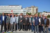 ZEYTİN YAĞI - Şehzadeler Çiftçileri İzmir Tarım Fuarını Gezdi