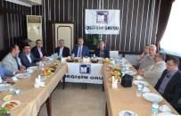 ÇARŞAF LİSTE - Serbest Muhasebeci Mali Müşavirler Odasında Seçime Doğru