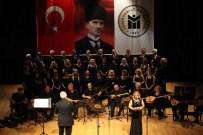 MAHSUNI ŞERIF - Yenimek Kursiyerleri, Yılsonunu Konserle Taçlandırdı