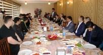 ÜNİTER DEVLET - AK Parti Gençlik Kolları Genel Başkanı Ecertaş Açıklaması