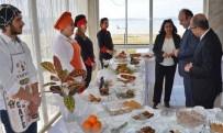 Bandırma Onyedi Eylül Üniversitesi Erdek MYO Turizm Öğrencileri Yemeklerini Görücüye Çıkardı