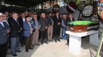 ALI ASKER - Başkan Yardımcısı Yevimli, Son Yolculuğuna Uğurlandı