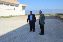 Burhaniye'de Başkan Uysal'ın Üniversite Ziyareti