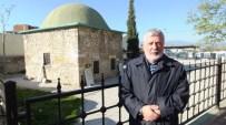 Burhaniye'de Muhyiddin Rumi Türbesi'nde Çevre Düzenlemesi