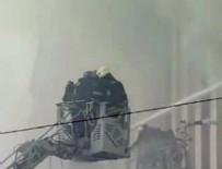 KREMLİN SARAYI - Rusya Savunma Bakanlığı'nda yangın