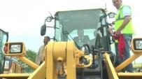 MUHARREM TOZAN - 35 Yeni Araç Törenle Hizmete Girdi