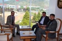 MEHMET ERDEM - AK Parti'li Erdem'den ADÜ'ye Ziyaret