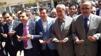 Akçakent İlçesi Kültür Ve Dayanışma Derneği Açılışı Yapıldı