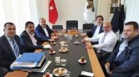 MEHMET BIRKAN - Altınova'da Birlik Toplantıları Yapıldı