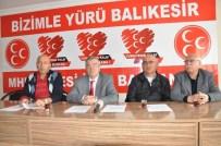 FRANSIZ İHTİLALİ - Balıkesir'de 3 Mayıs Türkçülük Günü Etkinlikleri