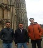 CAMBRIDGE - Hüsnü M. Özyeğin Anadolu Lisesi Avrupa'da