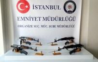 SİLAH TİCARETİ - İstanbul'da Silah Kaçakçılığı Operasyonu