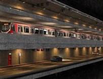 SÖĞÜTLÜÇEŞME - İstanbul Tüneli için 6 firma yarışacak