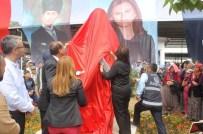 KIZ KAÇIRMA - Karpuzlu'da Türkiye'nin İlk Kadın Muhtarının Büstü Açıldı